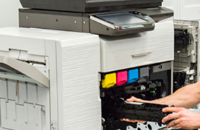 Clarity Copiers Sharp Southampton Portsmouth Fully Managed
