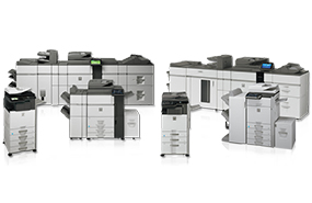 Sharp Copier Products - Clarity Copiers Southampton Hampshire