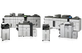 Sharp Copier Products - Clarity Copiers Southampton Hampshire