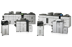 Sharp Products - Clarity Copiers Southampton Hampshire