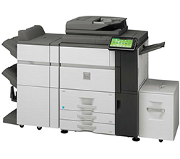 B&W SRA3 Light Production MFDs - Clarity Copiers Sharp Southampton Hampshire