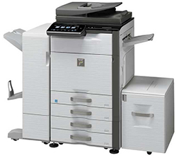 Colour A3 and A4 Standalone MFDs - Clarity Copiers Sharp Southampton Hampshire