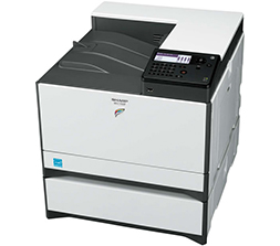 Colour A4 Desktop Printer - Clarity Copiers Sharp Southampton Hampshire