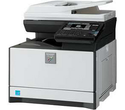 Colour A4 Desktop and Standalone MFDs - Clarity Copiers Sharp Southampton Hampshire
