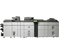 Colour SRA3 Light Production MFDs - Clarity Copiers Sharp Southampton Hampshire